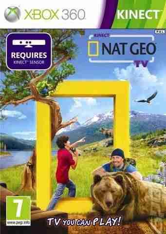 Descargar Kinect Nat Geo TV [MULTI][Region Fre][2DVDs][XDG2][MARS] por Torrent